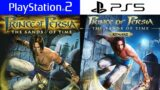 Prince of Persia PlayStation Evolution PS2 – PS5