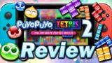 Puyo Puyo Tetris 2 Review (Nintendo Switch, PS5, PS4, Xbox, PC)
