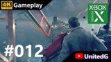Quantum Break Xbox Series X Gameplay 4K
