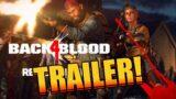 REACCION al TRAILER de BACK 4 BLOOD | Mishifu