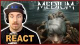 REACTION: The Medium – 14 Minute Gameplay Reveal