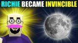 RICHIE BECAME MOST POWERFUL BECAUSE OF MOON | Sasti GTA V | Dude Theft Wars | Tecnoji Gamer