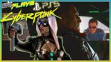 RIDING BACK WITH JACKIE | Cyberpunk 2077 PS5 *(Upscale Ray Tracing PS4 Gameplay*)