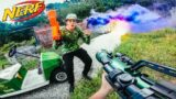 Real Life COD Warzone! NERF FIRST PERSON SHOOTER BATTLE ROYALE!