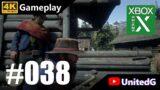 Red Dead Redemption 2 Xbox Series X Gameplay 4K