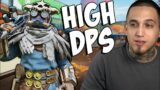 Running some of the highest DPS loadouts in Apex – APEX LEGENDS