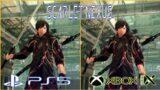 Scarlet Nexus – Graphics Comparison PS5 VS Xbox series X