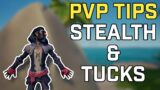Sea of Thieves – PvP Tips and Stealth/Tucks
