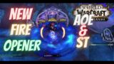 Shadowlands Fire Mage Opener Guide – Solo Target Opener and AoE Opener