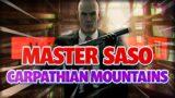 Silent Assassin, Suit Only – Carpathian Mountains: Untouchable – Hitman 3