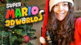 Snowball Park – Super Mario 3D World || Clarinet Arrangement || #Christmas Special