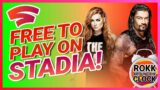 Stadia News: NEW game news   WWE 2K free to play on Stadia   Stadia speed checked