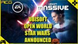 Star Wars Open World Game Announced From Ubisoft! Gaming News 1/13/2021