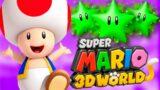 Super Mario 3D World #27 Gameplay Wii U
