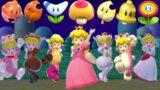 Super Mario 3D World – All Peach Power-Ups