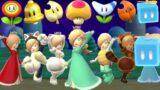 Super Mario 3D World – All Rosalina Power-Ups
