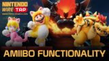 Super Mario 3D World + Bowser's Fury Amiibo Functionality Revealed | Nintendo Wiretap