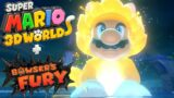 Super Mario 3D World + Bowser's Fury Overview Trailer Nintendo Direct 2021 HD