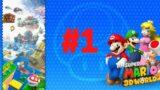 Super Mario 3D World EP 1: All Hail King Luigi