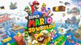 Super Mario 3D World (Wii U) Part 1 – World 1 with Rainbow Dash