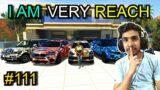 TECHNO GAMERZ | I AM VERY REACH | GTA V GAMEPLAY #111