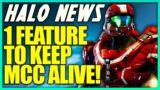 THE 1 Feature to Keep Halo MCC Alive After Halo Infinite Release Date! Halo News