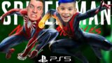 THIS GAME IS AMAZING! Marvel's Spider-Man: Miles Morales PS5 EPIC UNBOXING
