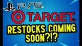 Target PS5 Restock SOON!