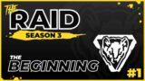 The Beginning   Episode #1 – Raid Full Playthrough Series Season 3 – Escape from Tarkov