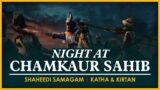 The Last Night in Chamkaur Sahib – Guru Gobind Singh Ji's love for His Gursikhs