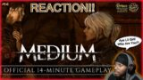The Medium – Official 14-Minute Gameplay – Reaction!