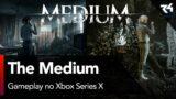 The Medium gameplay no Xbox Series X em 4K