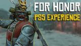 The PS5 For Honor Experience.