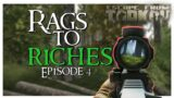 The deadly silenced Adar | Escape From Tarkov: Rags to Riches [S4Ep4]
