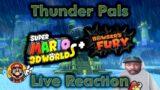 Thunder Pals Live Reaction – Super Mario 3D World + Bowser's Fury 1.12.2021