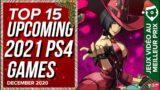 Top 15 Best Upcoming 2021 PS4 Games November 2020 Selection