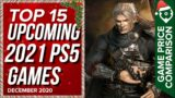 Top 15 Best Upcoming 2021 PS5 Games December 2020 Selection