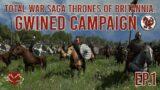 Total War Saga: Thrones of Britannia – Gwined Campaign – Ep 1