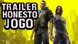 Trailer Honesto – Cyberpunk 2077 – Legendado