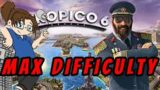Tropico 6 – Max Difficulty Map of DOOOM! – Part 6