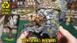 Turn Warhammer 40k Sprues into an Awesome Brick Tower for D&D, Warhammer, Tabletop