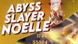 UNSTOPPABLE Noelle Build | Genshin Impact Noelle Build Guide | Abyss 9 – 12