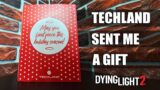 Unboxing My Gift From Techland | Dying Light 2 Christmas Present