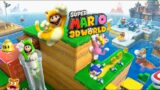 VGC first video can you beat super Mario 3D world without taking damage + Nuzlock