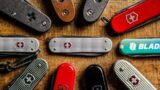 Victorinox Outrider Swiss Army Knife (Red) 09023 VICOUTR