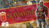 WE START A MEGA WAR! – #9 Navarre Total War Medieval Kingdoms 1212 AD Campaign