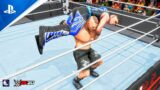 WWE 2K20 on PS5: Every Royal Rumble Finisher in the game
