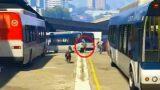 Watch The Bus (GTA V Bug)