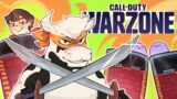 We got SWORDS and became SAMURAI (Call of Duty Warzone)