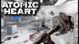 Weird Soviet-Union FPS 'Atomic Heart' Will Be Story Rich, Has Vehicle & More New Details